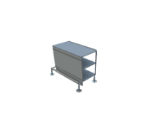 Modules low straight